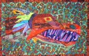 Dragon quilt 2 PFO