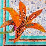 Artisan Collection  Daylily Pattern